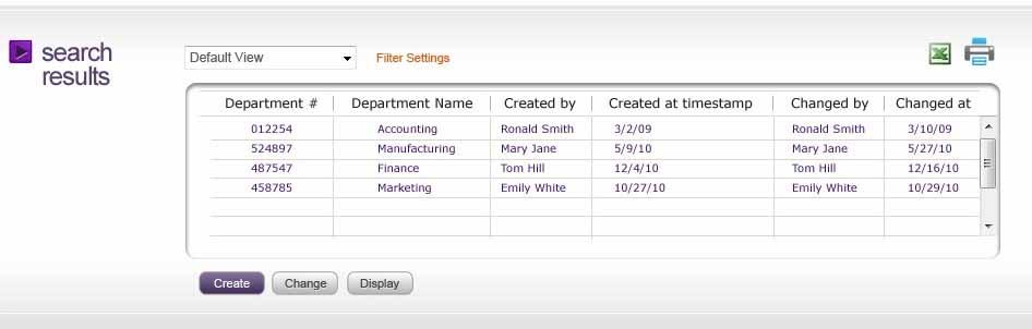 SAP UI Design - Button Emphasis