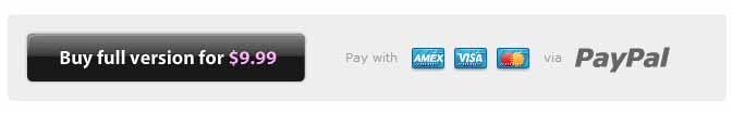 SAP UI Design - Mega Buttons